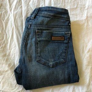 Joe's Jeans Ankle Zip Chelsea Jeans